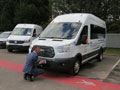 New Minibus Handed Over