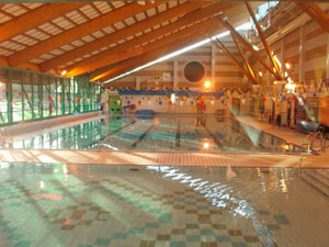 Goldenstones Swimming Pool